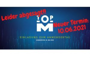 TopM-Anwendertag-Absage-2020