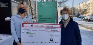 TopM-Spendenübergabe 2021 SOS KInderdorf