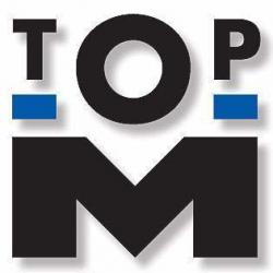 TopM Logo mit Schatten